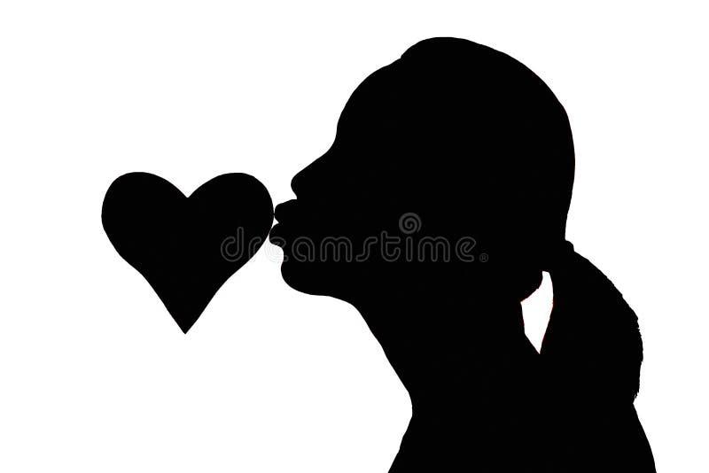 Konzeptfoto von Valentinsgrüßen. lizenzfreie stockfotografie