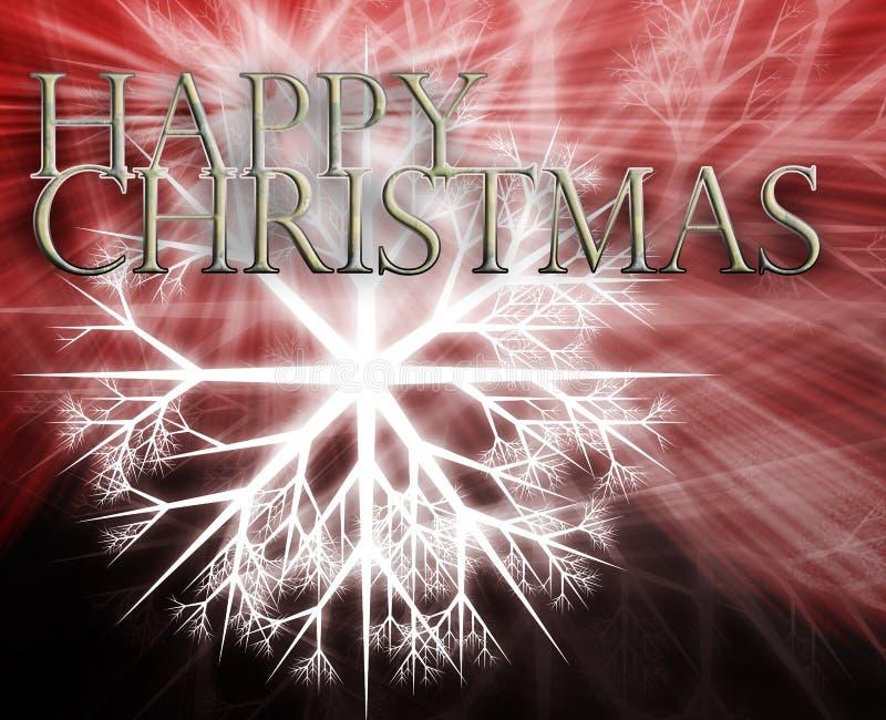 Konzepthintergrund der frohen Weihnachten vektor abbildung