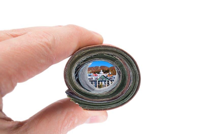 Konzeptluxus stockfotografie