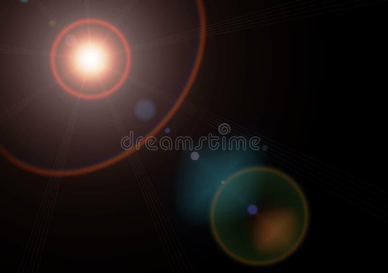 Konzertbeleuchtung vektor abbildung