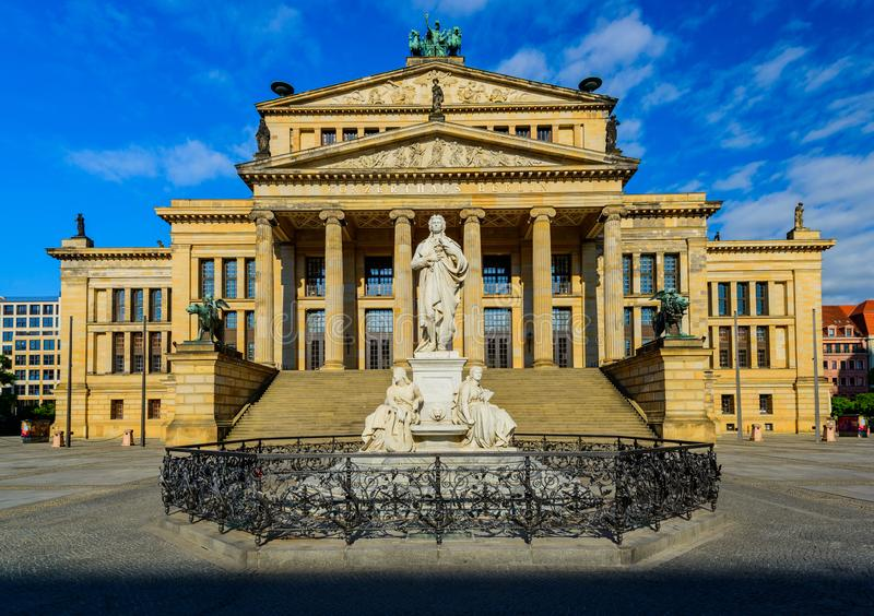 Konzerthaus Berlin, Germany stock photos