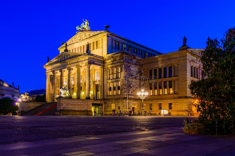 Konzerthaus Berlin, Germany stock images