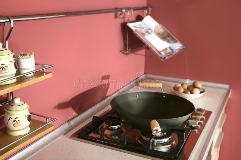 Kooktoestellen stock afbeeldingen