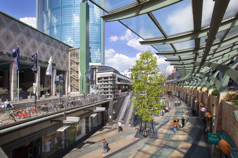 Koopgoot w Rotterdam zdjęcie stock