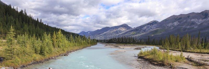 Kootenay Fluss lizenzfreie stockfotos