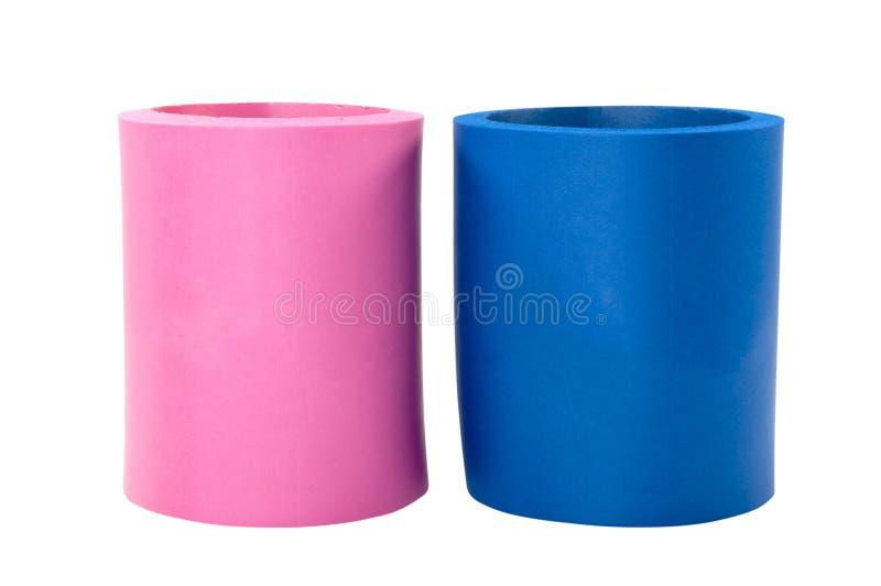 koozie держателей питья стоковое фото rf