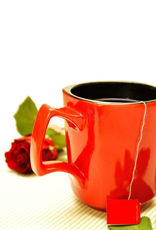 Kop theeën royalty-vrije stock afbeeldingen