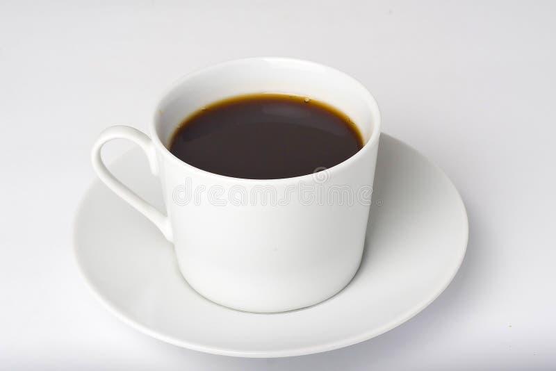 Kop van Espresso coffe royalty-vrije stock foto's