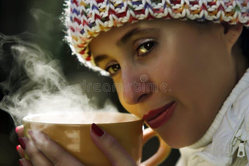 Kop van hete thee