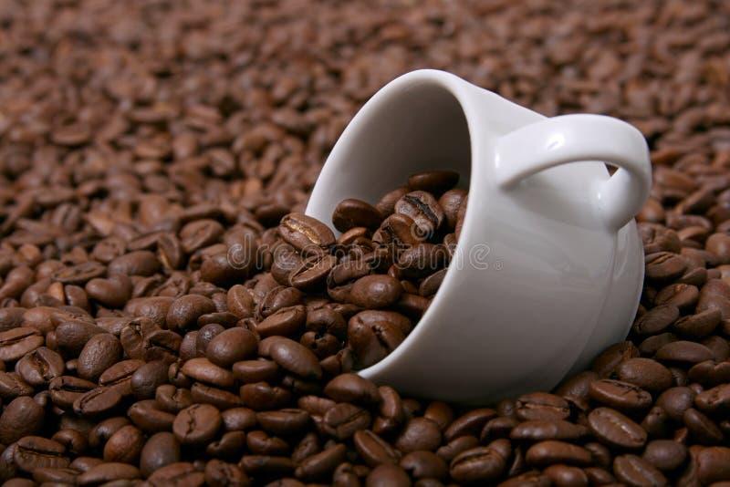 Kop van Koffie IV royalty-vrije stock afbeeldingen
