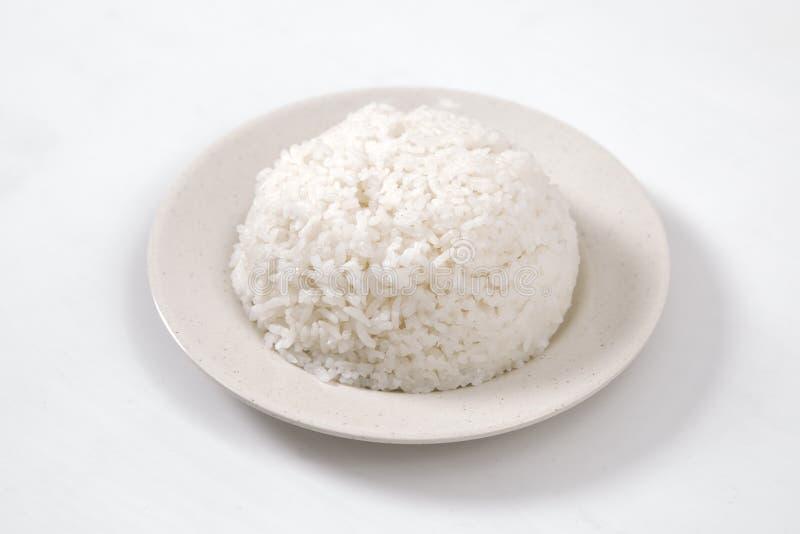 Kop van rijst royalty-vrije stock foto's