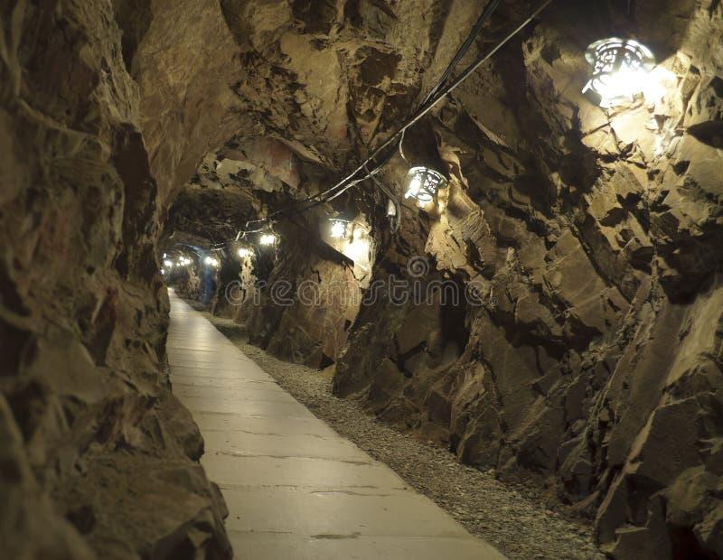 kopalnia złota zdjęcia royalty free