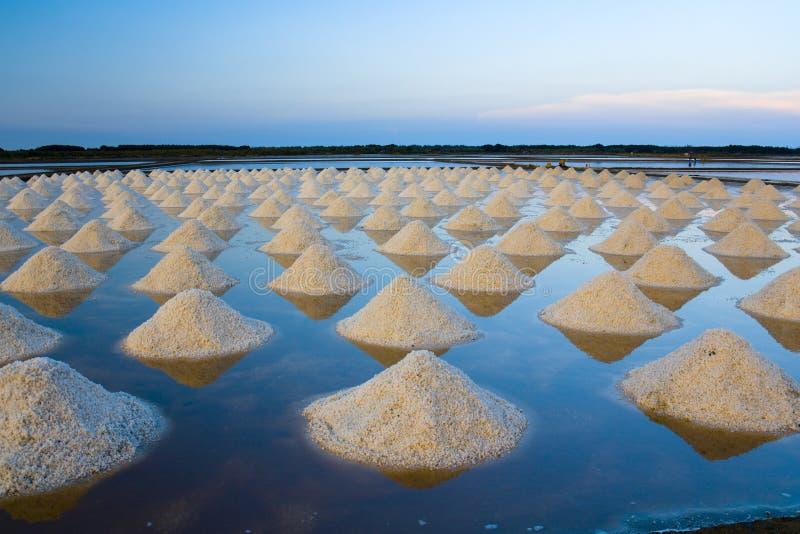 kopalniana sól zdjęcie stock