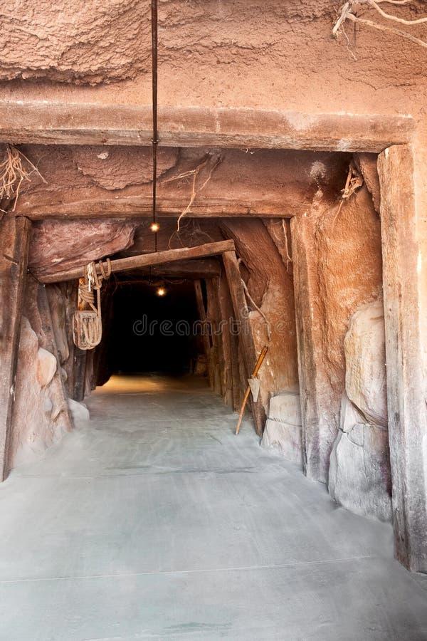Download Kopalniany Tunel Zdjęcie Royalty Free - Obraz: 21554845