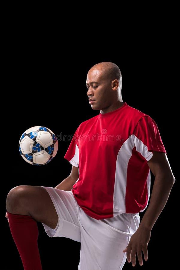 kopanie piłki nożnej balowa obraz stock