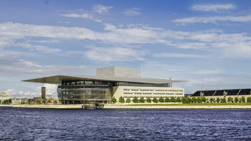 Kopenhaga Filharmoniczny obrazy royalty free