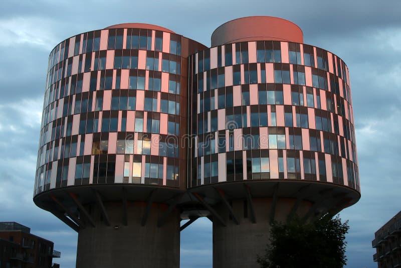 Kopenhaga Portland Góruje zdjęcie royalty free