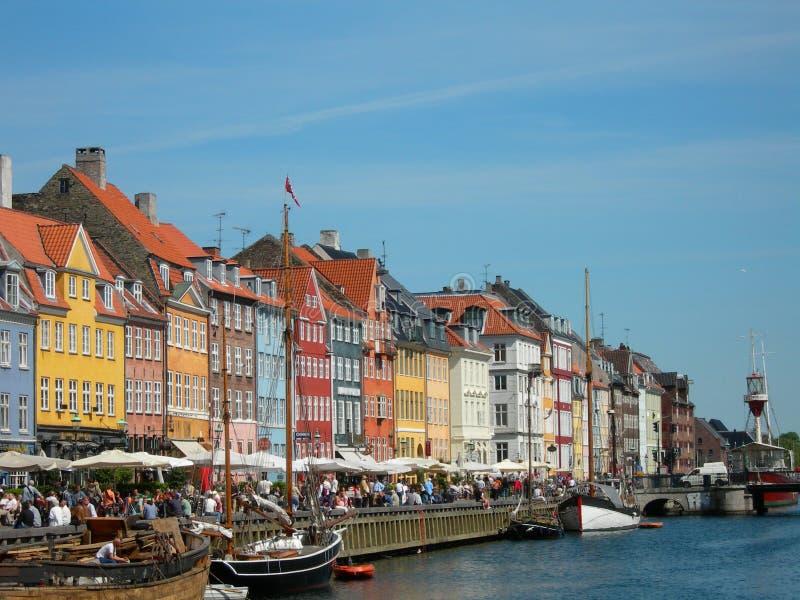 Kopenhagen lizenzfreie stockfotos