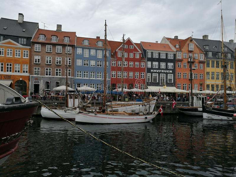 Kopenhagen στοκ φωτογραφία με δικαίωμα ελεύθερης χρήσης
