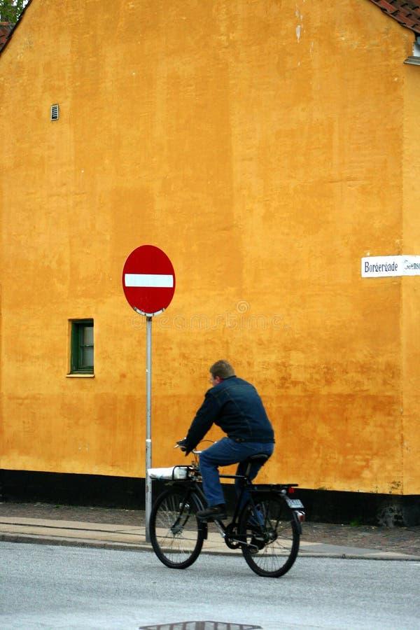 Kopenhagen lizenzfreies stockfoto