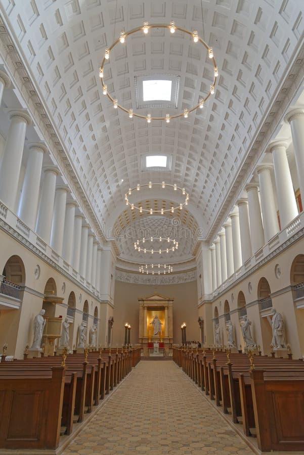 Kopenhagen-Kathedrale stockbild