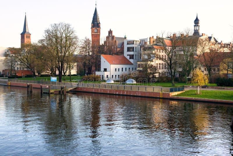 Kopenick, Berlin, Allemagne. image stock