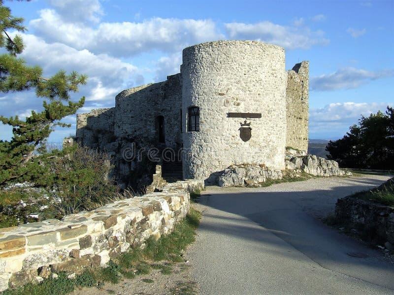 Koper slovenska Istra - fotvandra och cykla arkivbild