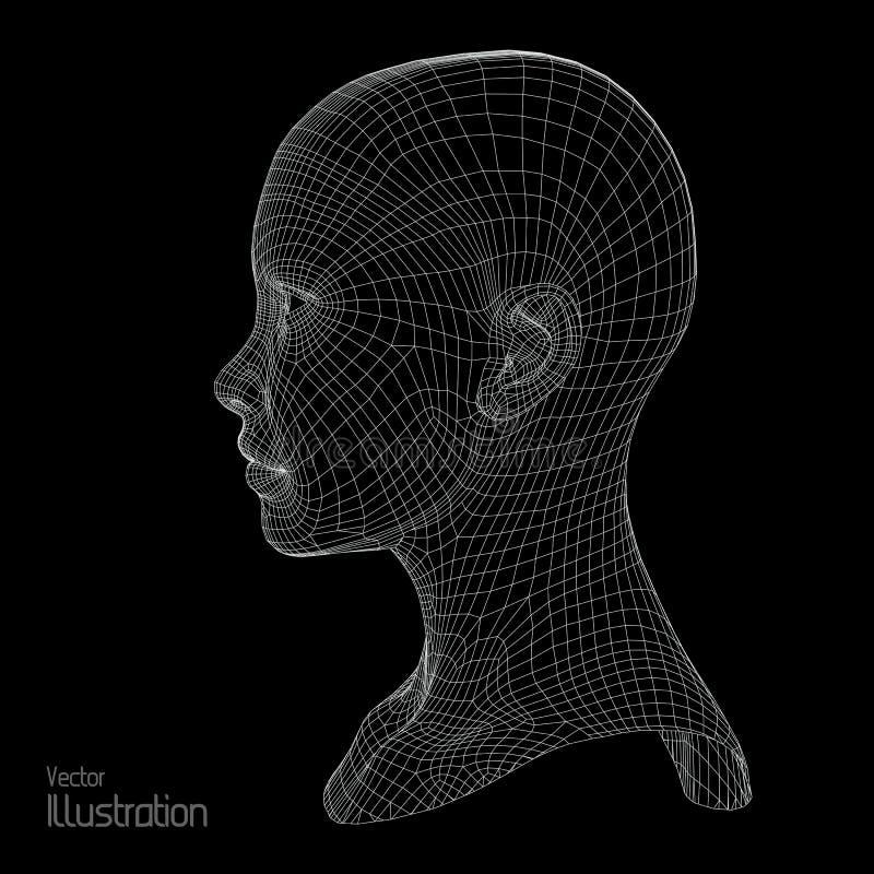 Ausgezeichnet Kopf Drahtmodell Bilder - Elektrische Schaltplan-Ideen ...