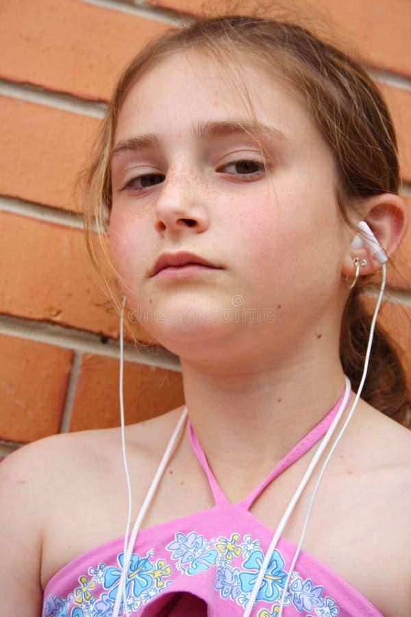 Kopfhörer lizenzfreies stockfoto