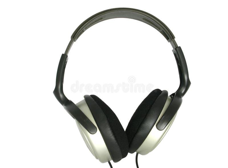 Kopfhörer - getrenntes #2 lizenzfreie stockfotografie