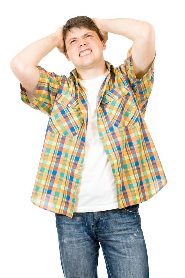 Kopfschmerzen Kostenlose Stockbilder
