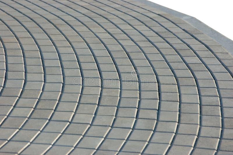 Kopfstein-Plasterungs-Beschaffenheit, getrennt stockbilder