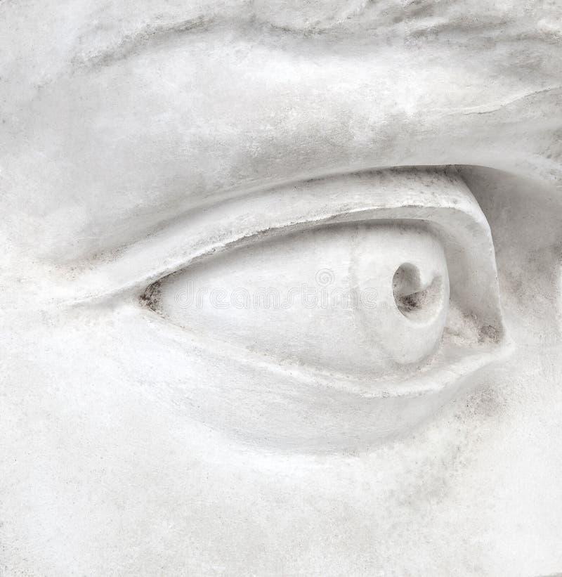 Kopie der Skulptur Michelangelo stockfoto