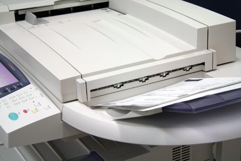 Kopierer lizenzfreie stockfotografie