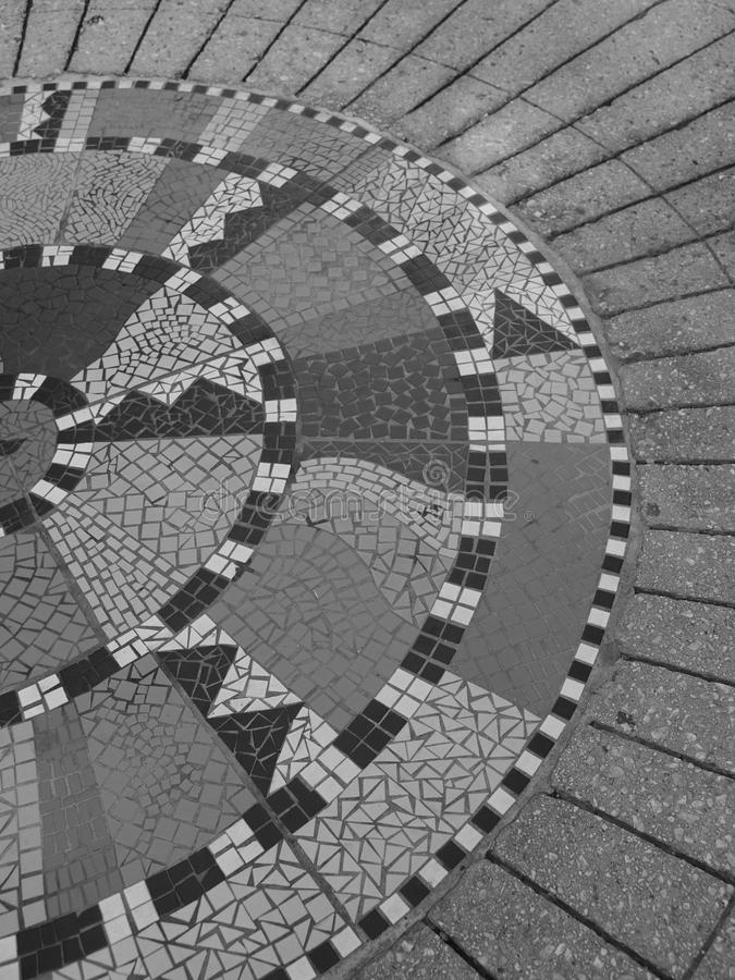 Kopierter Boden stockfotos