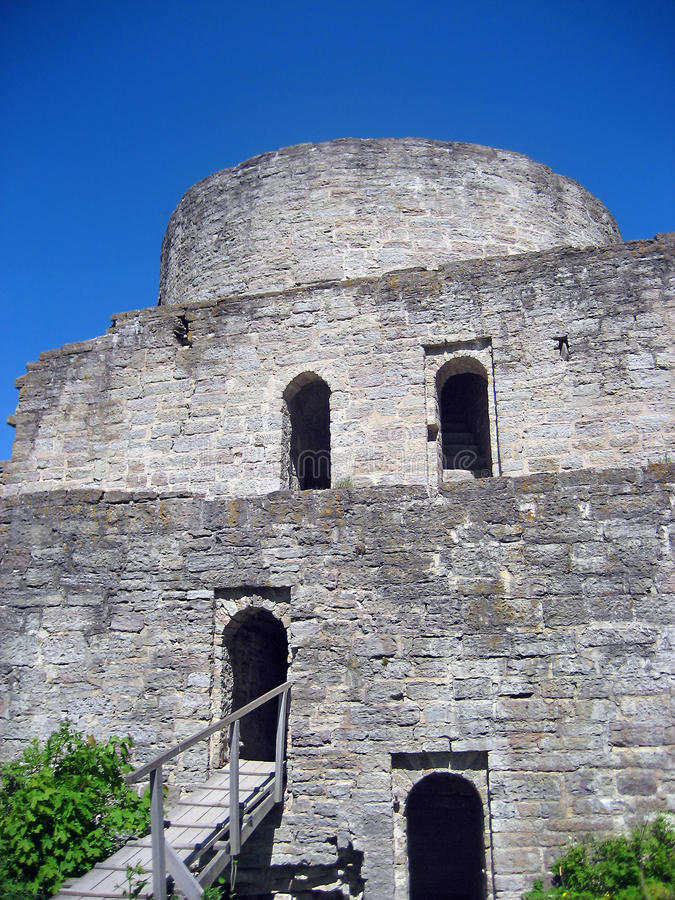 Download Koporye fortress stock image. Image of citadel, russia - 14351583