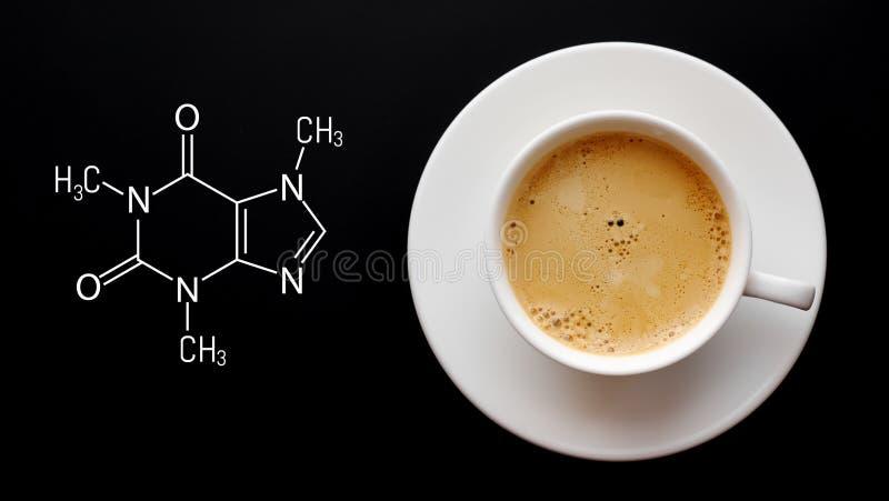 Kopp av nytt kaffe p royaltyfri fotografi