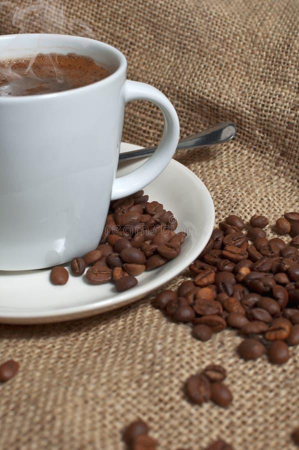 Kopp kaffe royaltyfri bild