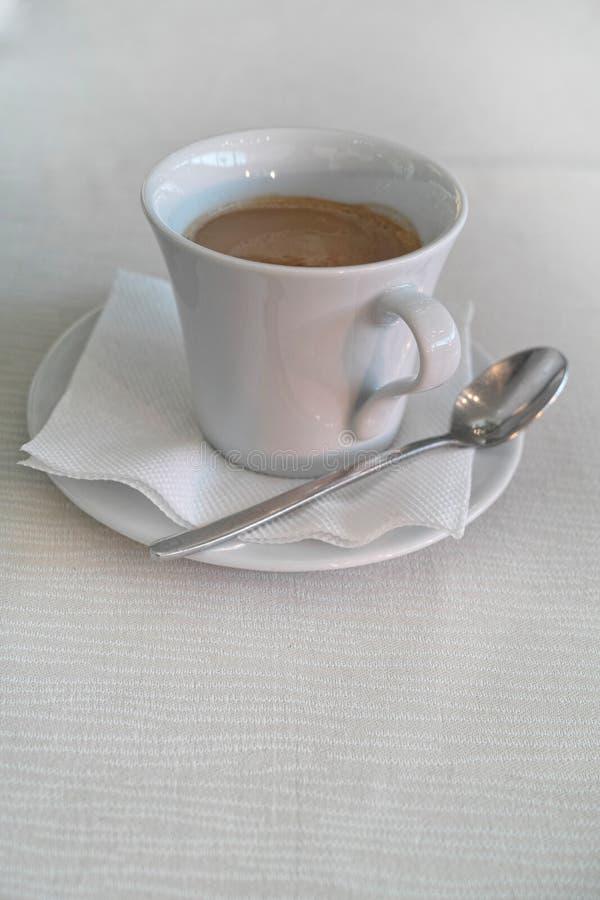Kopp kaffe arkivbild