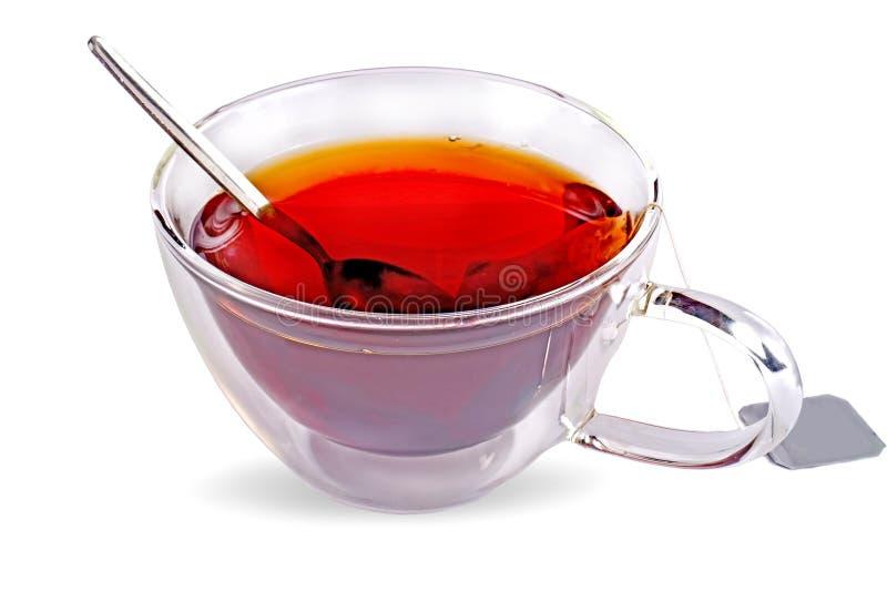 Download Kopp med te arkivfoto. Bild av genomskinligt, kopp, sked - 37348782