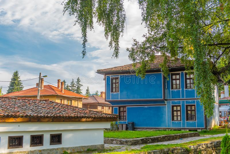 Koprivshtitsa Town in Bulgaria royalty free stock photo