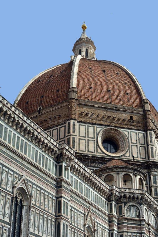 Kopuła katedra Florencja, Włochy - fotografia royalty free