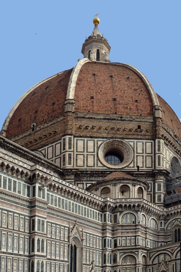 Kopuła katedra Florencja, Włochy - zdjęcia royalty free