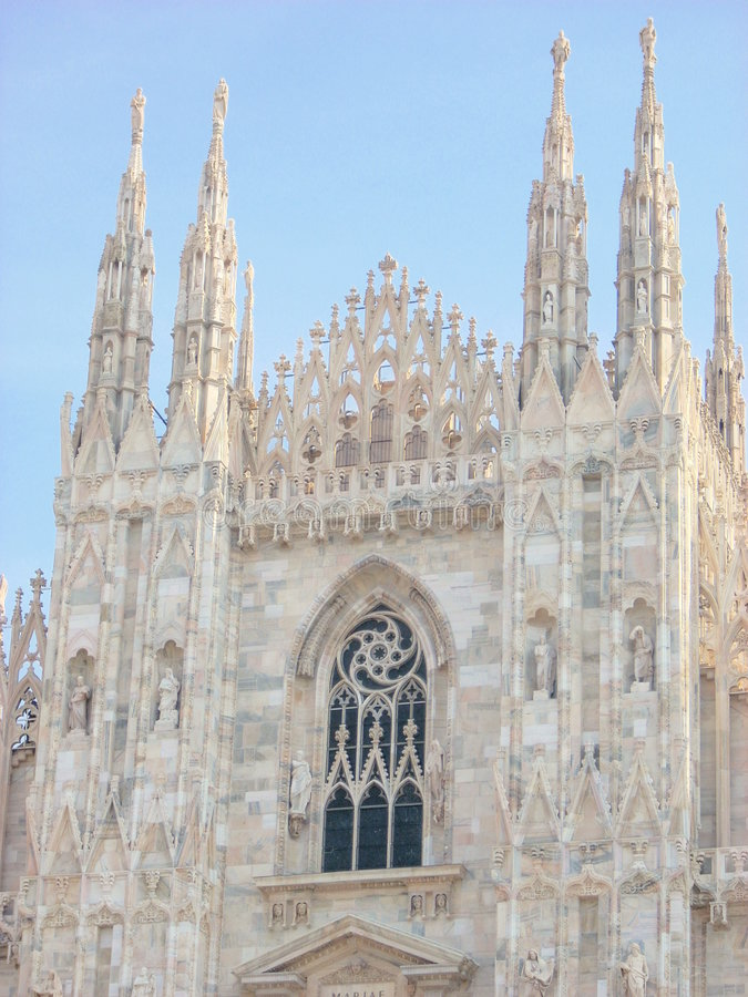 kopuła Milan fotografia royalty free