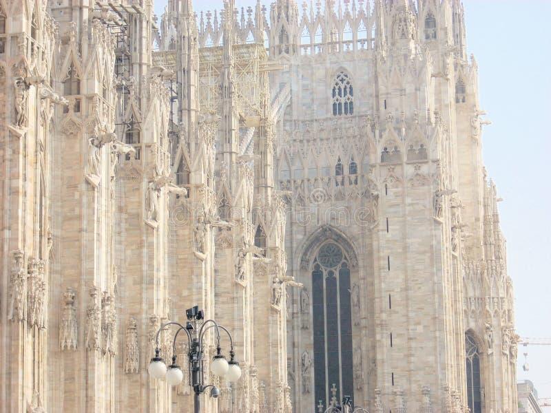 kopuła Milan obraz royalty free