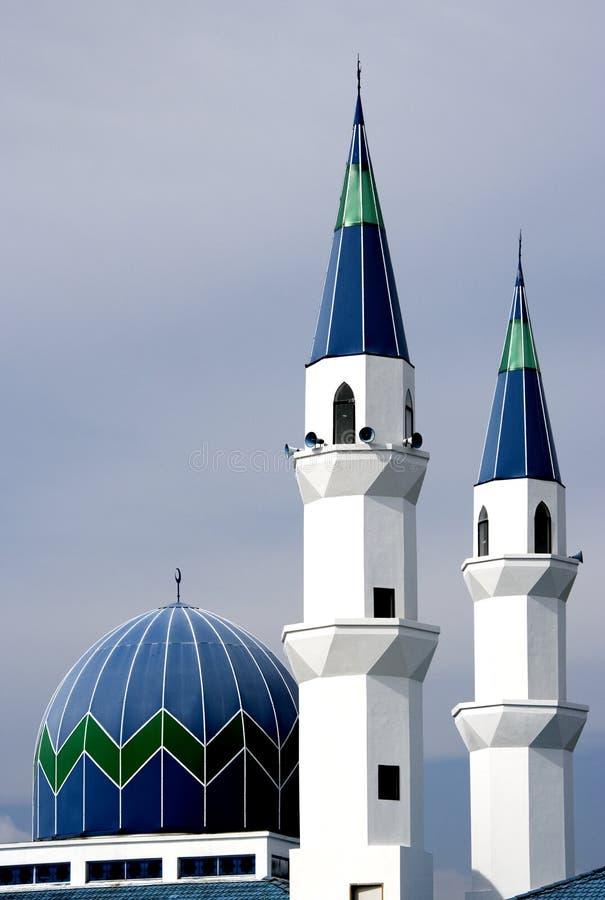 kopuła minarety zdjęcie stock
