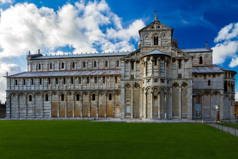 Kopuła Pisa, Tuscany, Włochy obraz stock