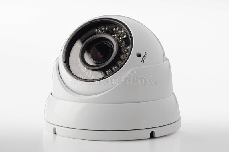 Kopuła zabezpiecza kamerę zdjęcie royalty free