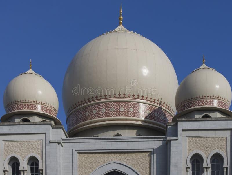 kopuły architektoniczny moghul trzy obrazy stock