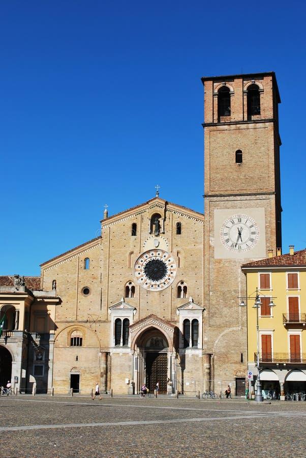 kopuły Italy lodi obrazy royalty free